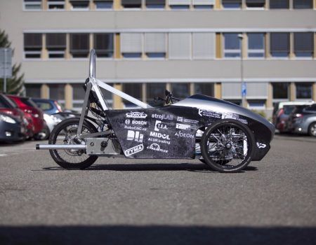 FSI: Studenti VUT uspěli s vozítkem na stlačený vzduch mezi evropskou konkurencí